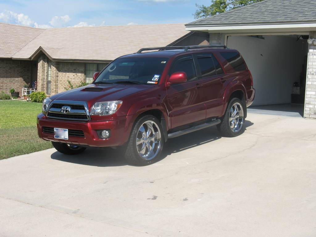 Andrewstrns10 2006 Toyota 4runner Specs Photos Modification Info At Cardomain