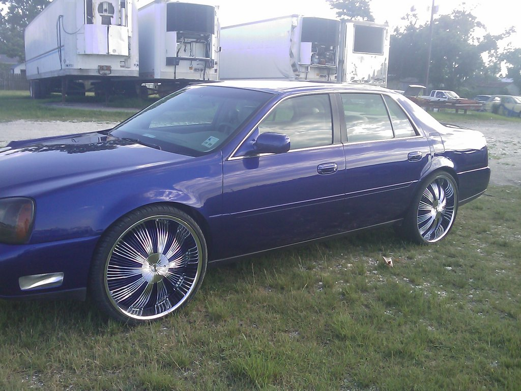dswizzole 39 s 2002 cadillac deville in thibodaux la. Cars Review. Best American Auto & Cars Review