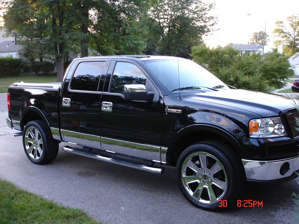 clevelandsarmy 2006 lincoln mark lt specs photos modification info at cardomain. Black Bedroom Furniture Sets. Home Design Ideas