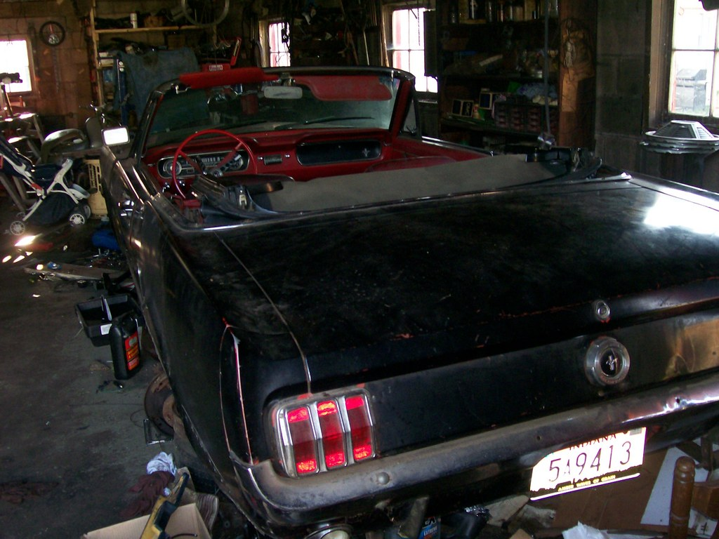 Another cools87 1965 Ford Mustang post... - 13449382