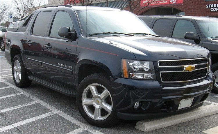 Another GiovannaML 2007 Chevrolet Avalanche post... - 13620291