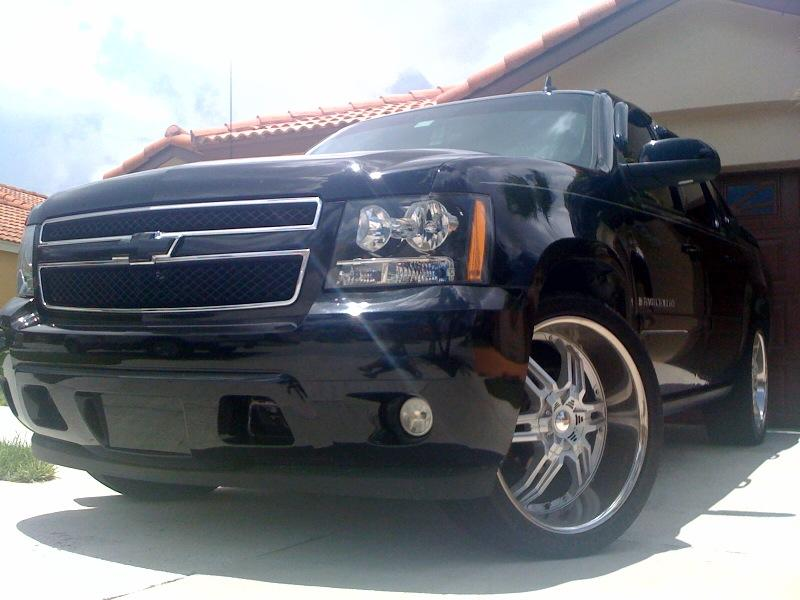 Another GiovannaML 2007 Chevrolet Avalanche post... - 13620306