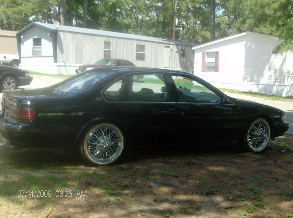 Another satch84 1995 Chevrolet Impala post... - 13620839