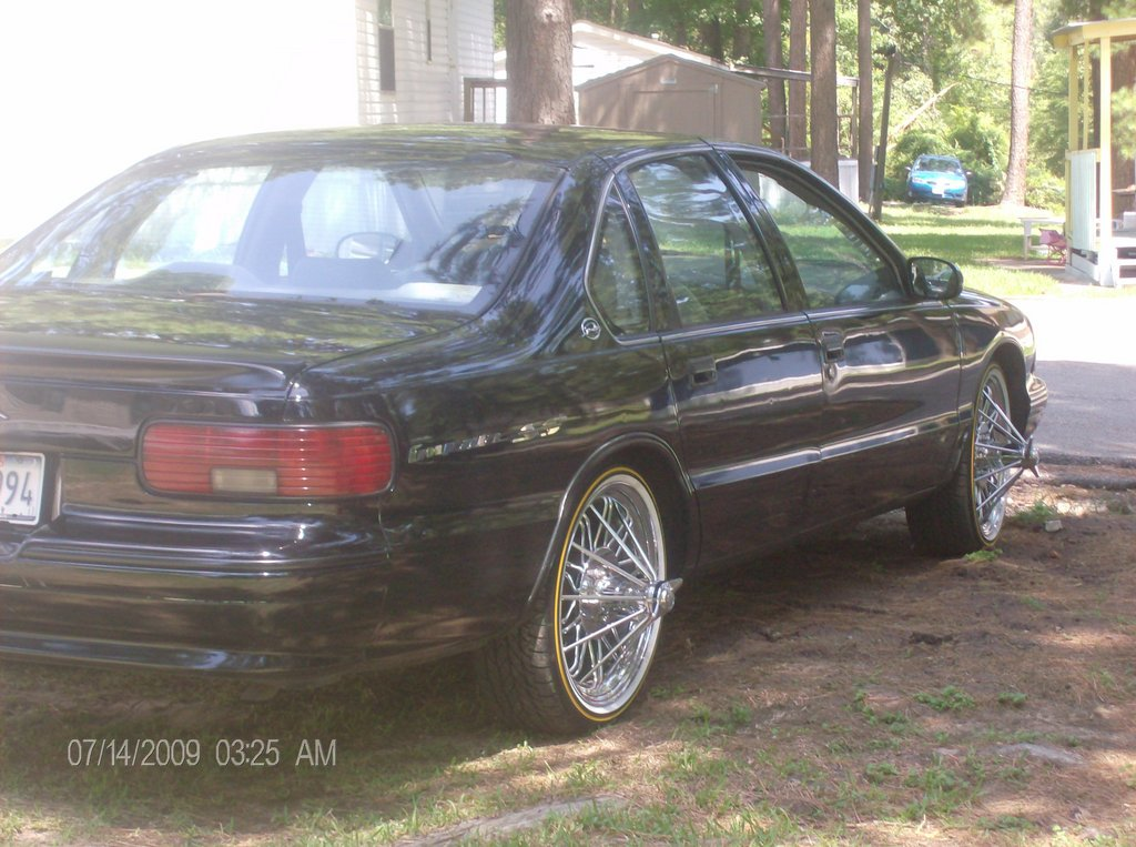 Another satch84 1995 Chevrolet Impala post... - 13620841