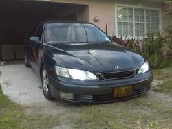 topshatas 1998 Lexus ES
