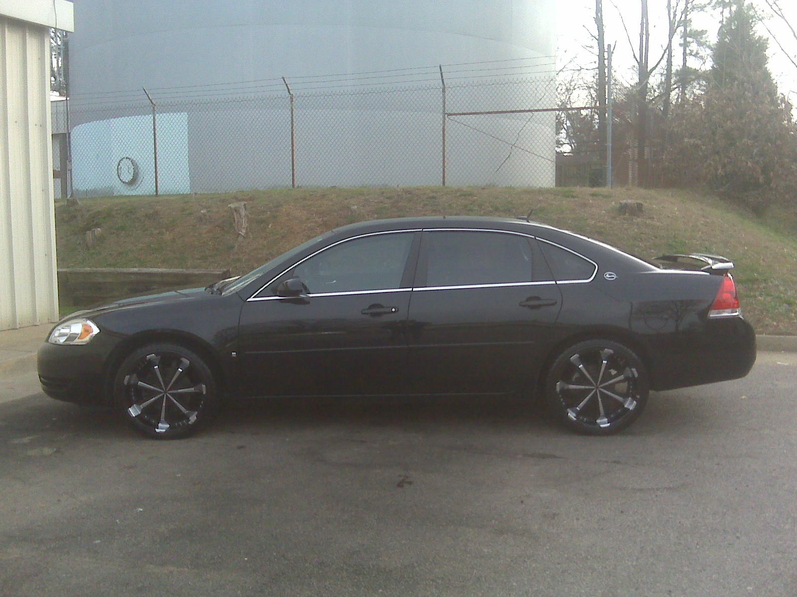 Another 804bigboy 2008 Chevrolet Impala post... - 13621741