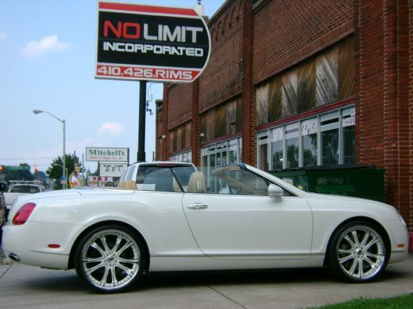 NOLIMITINC's 2007 Bentley Continental GT