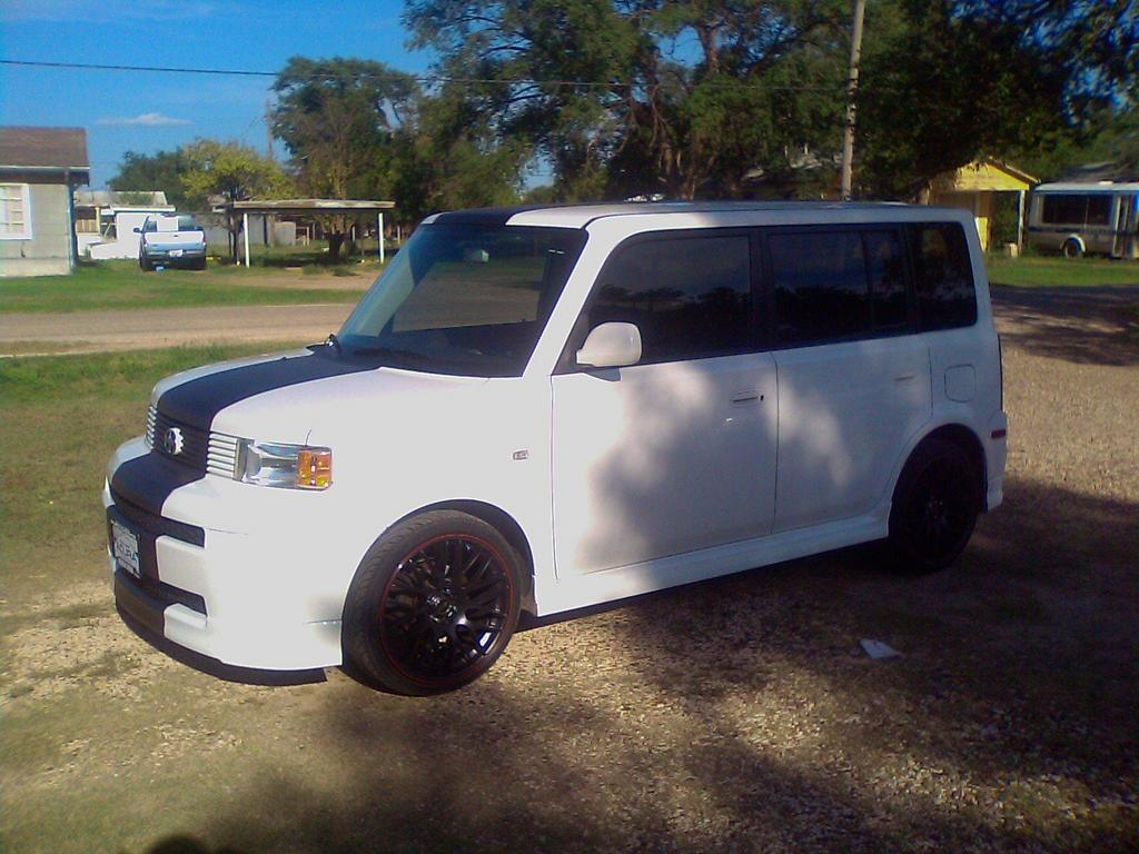 scion xb 2005 black. doubleonegative 2005 scion xb xb black