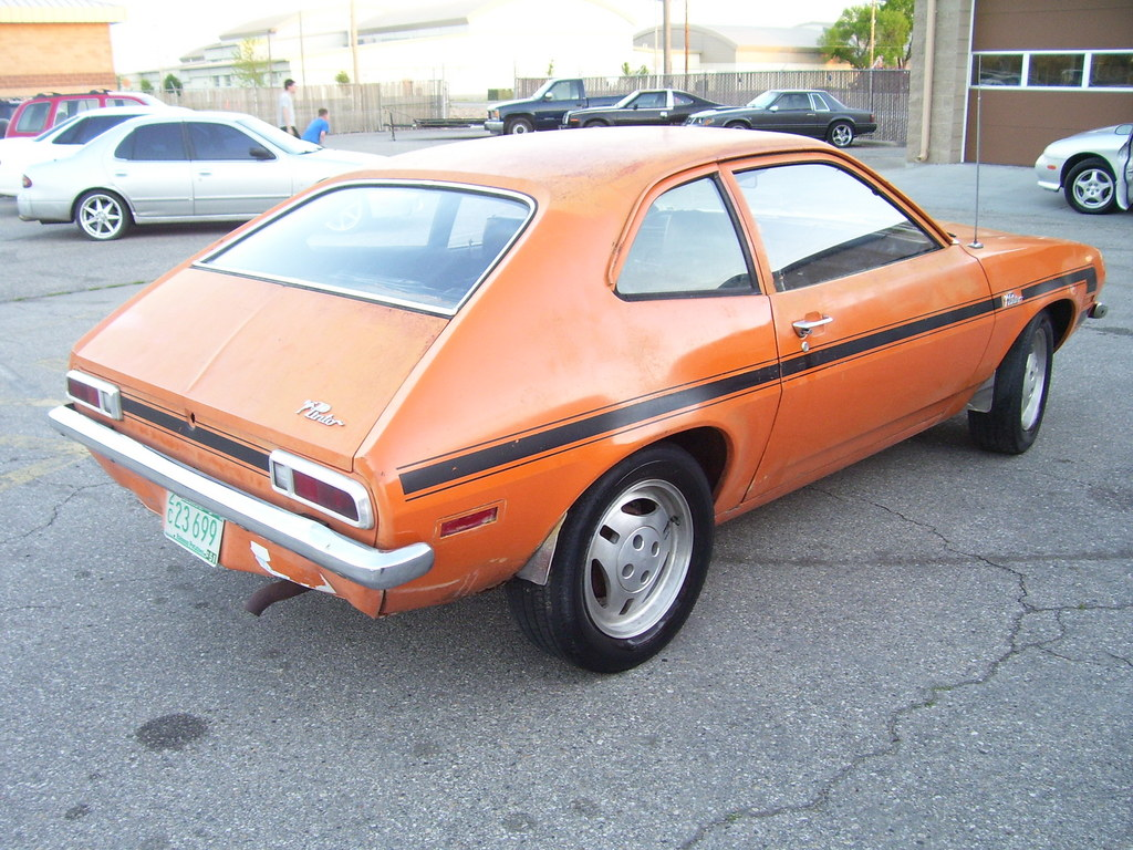 Daily Turismo: Auction Watch: 1972 Ford Pinto