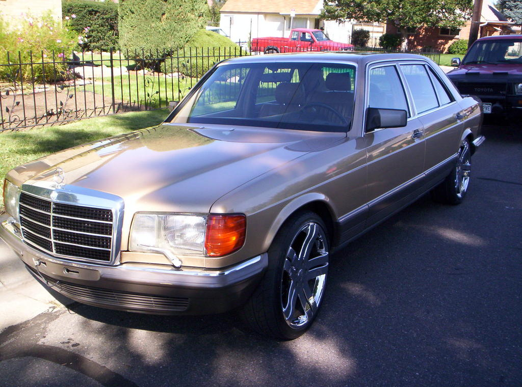 Hman2009 1985 mercedes benz 500sel specs photos for 1985 mercedes benz 500sel