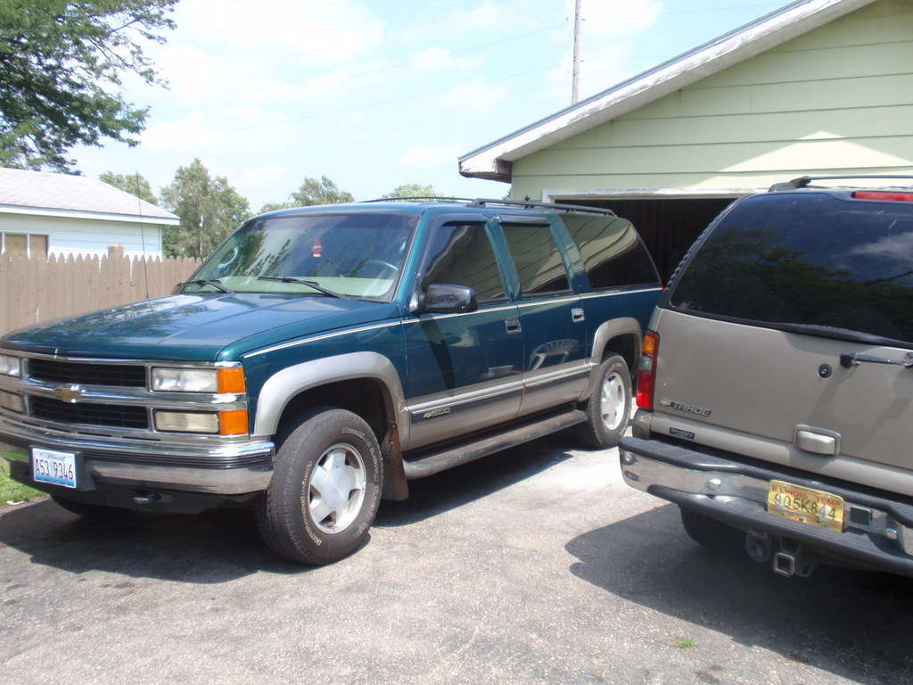 Another pacman1981 1999 Chevrolet Suburban 1500 post... - 13631063
