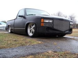DCKUSTOMZ254s 1989 GMC Sierra 1500 Regular Cab