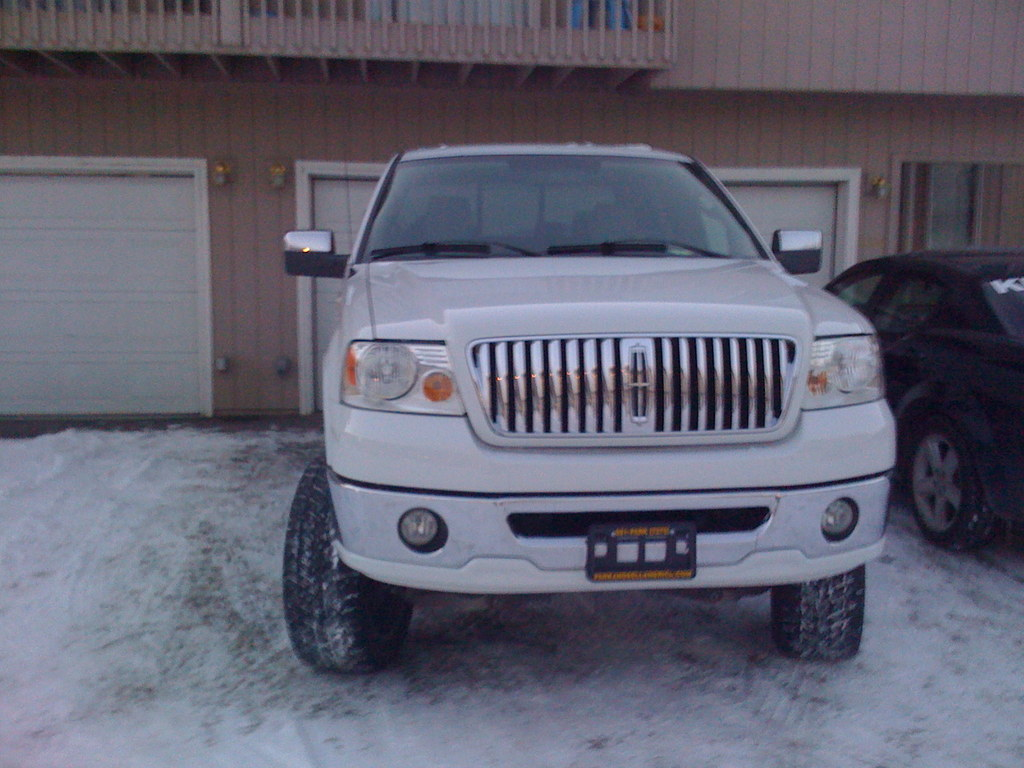 Norpolmarklt S 2006 Lincoln Mark Lt In Anchorage Ak