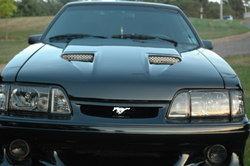 darrenshaffers 1987 Ford Mustang