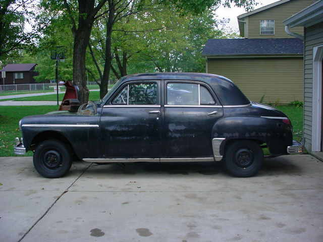 Another jkogden 1949 Plymouth Deluxe post... - 13642168