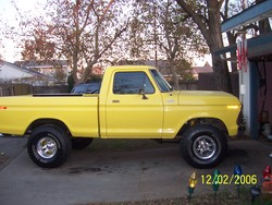 65GoatGarages 1979 Ford F150 Regular Cab