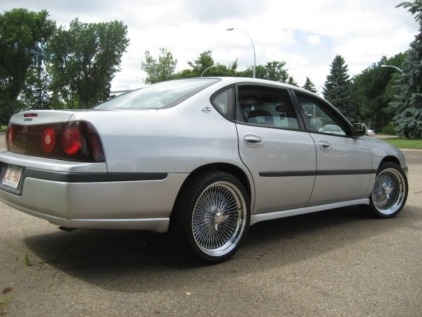 newbloodimpalas 39 s 2002 chevrolet impala in edmonton ab. Cars Review. Best American Auto & Cars Review