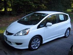 spec-boys 2009 Honda Fit