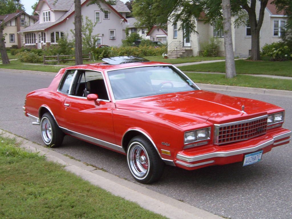 1980 Chevrolet Monte Carlo View All 1980 Chevrolet Monte Carlo At