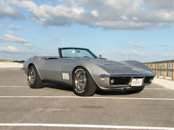 bkmonts 1968 Chevrolet Corvette