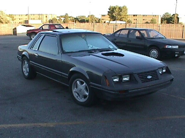 Another stormy_69 1984 Ford Mustang post... - 13628033