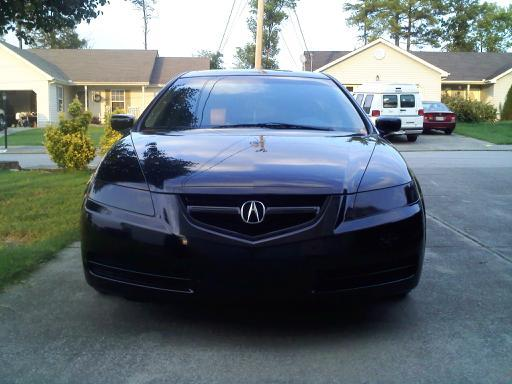 BlackouTL Acura TL Specs Photos Modification Info At CarDomain - 2004 acura tl headlights