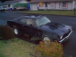 1970Camino 1974 Plymouth Duster