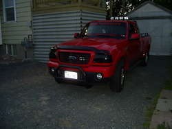 edsled43s 2009 Ford Ranger Regular Cab