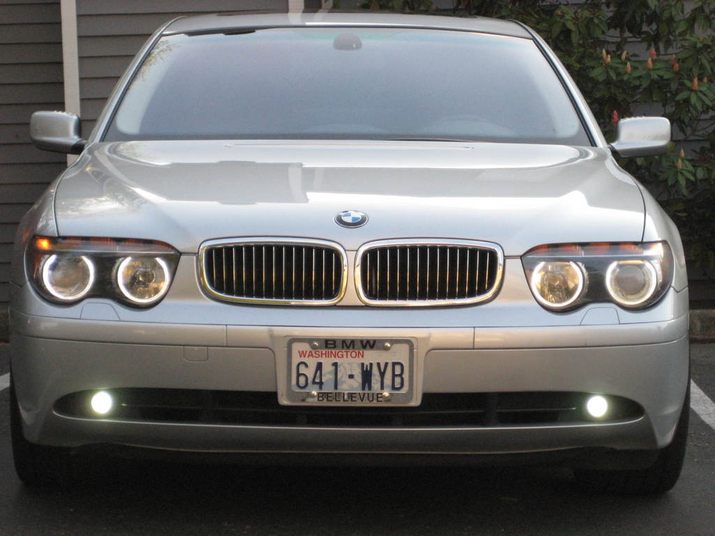Another JustinKairis 2004 BMW 7 Series post... - 13674462