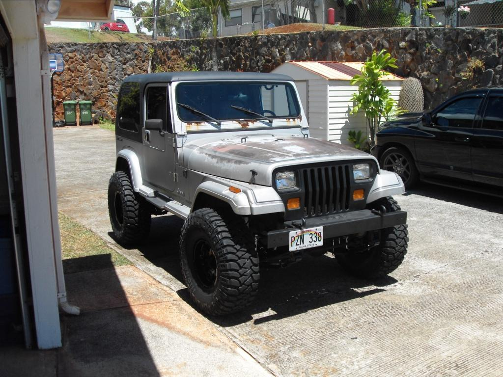 Spdfrkaby 1988 Jeep Yj Specs Photos Modification Info At