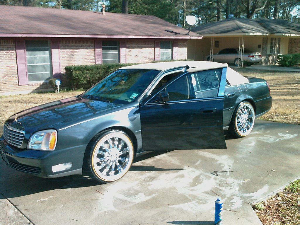 Grambling Lac05 2005 Cadillac Deville Specs  Photos  Modification Info At Cardomain