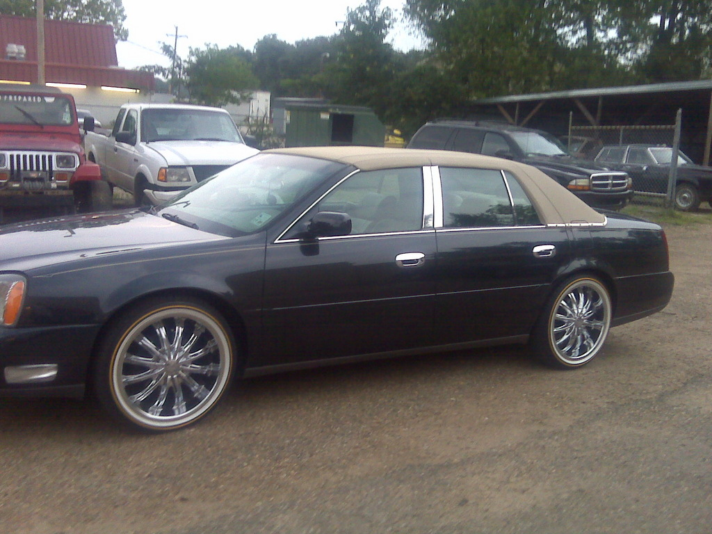 grambling lac05 2005 cadillac deville specs photos modification info at car. Cars Review. Best American Auto & Cars Review