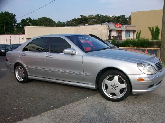 Cstead 2001 mercedes benz s class specs photos for 2001 mercedes benz s55 amg