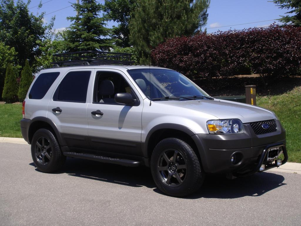 Pjays S 2006 Ford Escape In Kitchener On