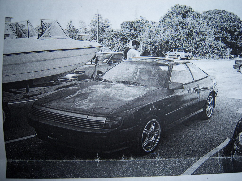 Another DIASISS 1989 Toyota Celica post... - 13631999