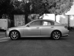 uamaxs 2005 Infiniti G35 
