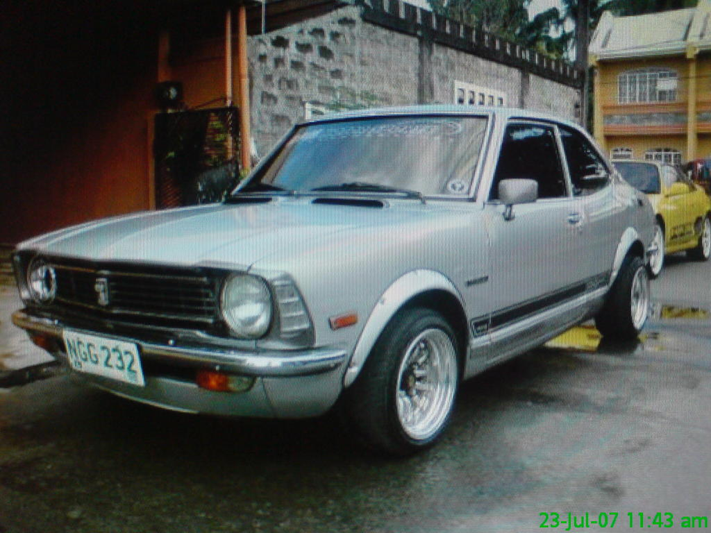 Mercedes Benz A Class >> reybelworks 1973 Toyota Corolla Specs, Photos, Modification Info at CarDomain