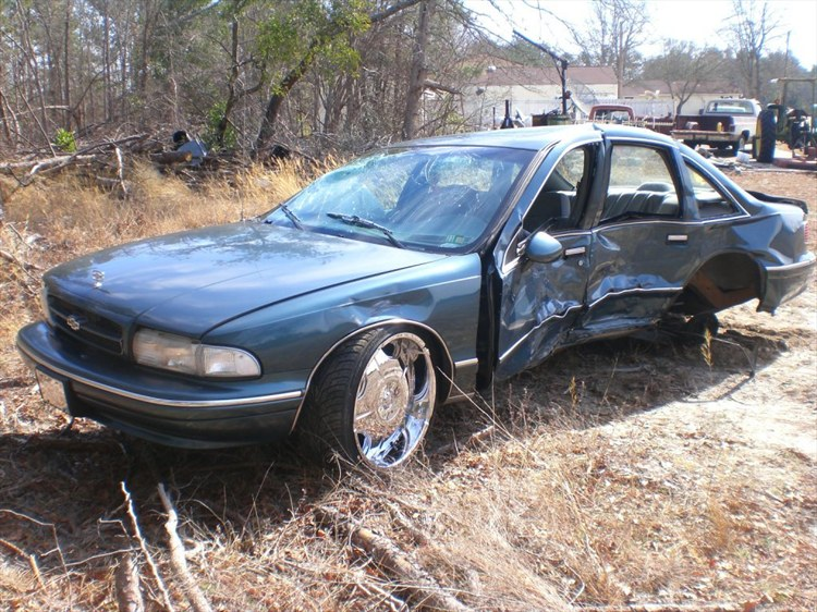 Another bat96chevy 1996 Chevrolet Caprice post... - 13635151