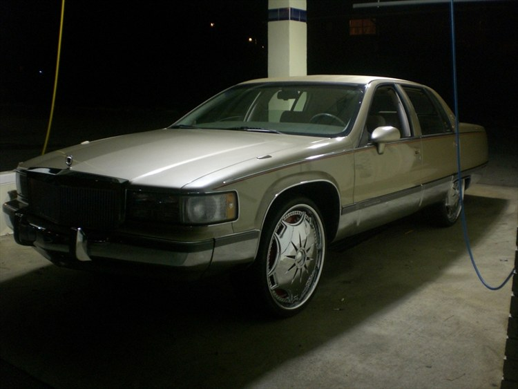 Another bat96chevy 1996 Chevrolet Caprice post... - 13635202