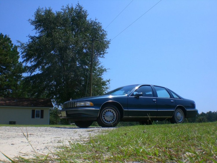 Another bat96chevy 1996 Chevrolet Caprice post... - 13635206