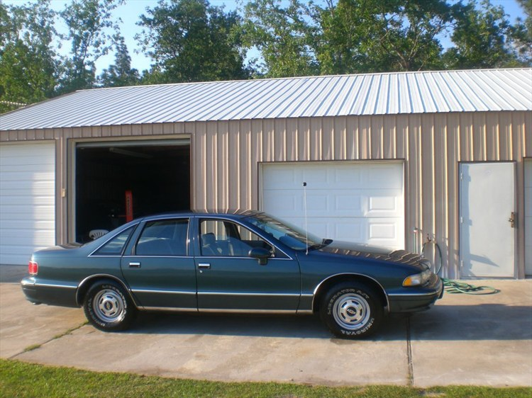 Another bat96chevy 1996 Chevrolet Caprice post... - 13635207