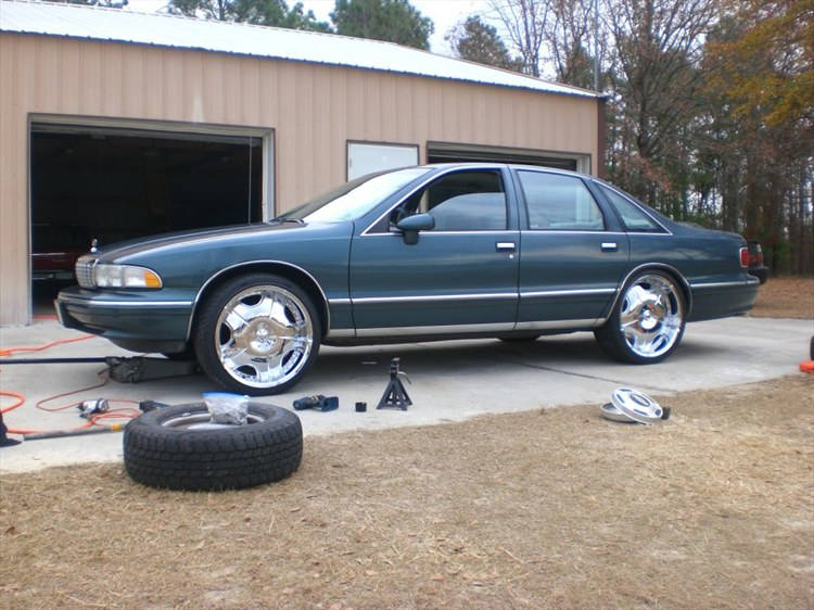 Another bat96chevy 1996 Chevrolet Caprice post... - 13635209