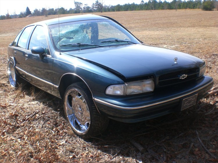 Another bat96chevy 1996 Chevrolet Caprice post... - 13635220