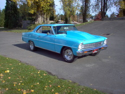donnie1990s 1966 Chevrolet Nova