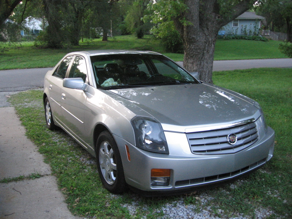 golfkahuna 2004 cadillac cts specs photos modification. Black Bedroom Furniture Sets. Home Design Ideas