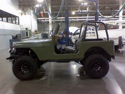 BXK109s 1993 Jeep YJ