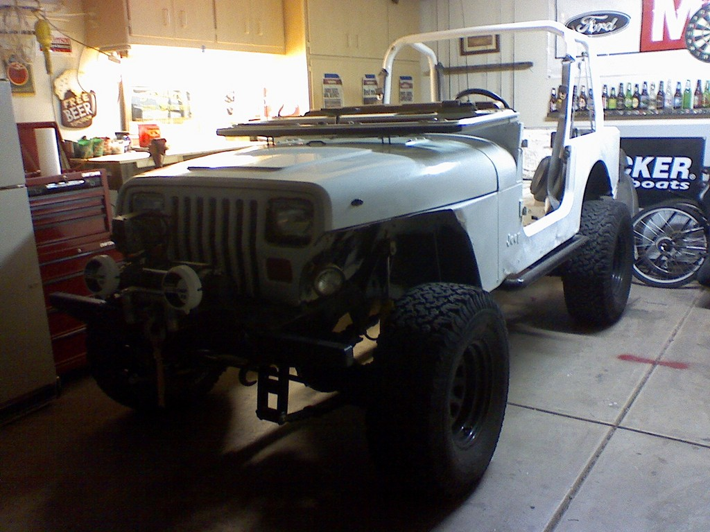 Another BXK109 1993 Jeep YJ post... - 13633057