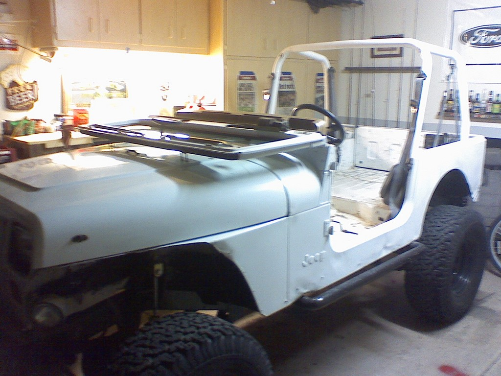 Another BXK109 1993 Jeep YJ post... - 13633058