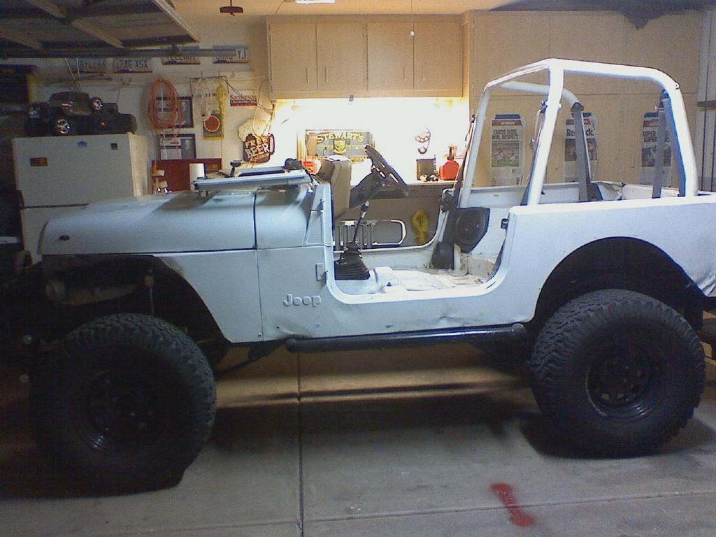 Another BXK109 1993 Jeep YJ post... - 13633059