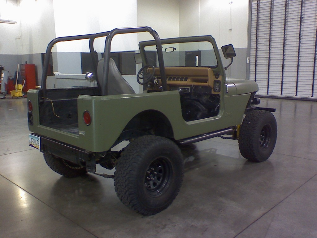 Another BXK109 1993 Jeep YJ post... - 13633066